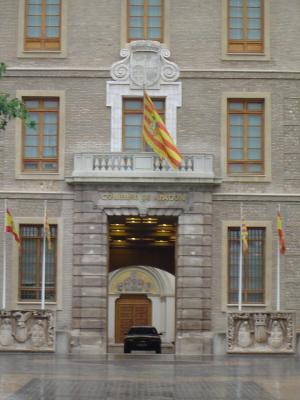 EL GOBIERNO DE ARAGÓN INICIARÁ ACCIONES LEGALES PARA FRENAR LA INFRAESTRUCTURA DE ABASTECIMIENTO A BARCELONA