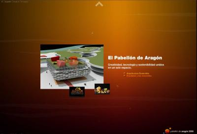 EXPO ZARAGOZA 2008: PABELLÓN DE ARAGÓN