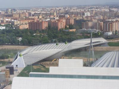EXPO ZARAGOZA 2008: PABELLÓN PUENTE