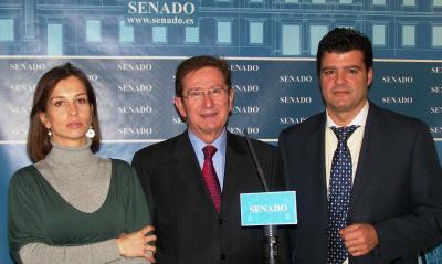 MARÍA HERRERO (PAR) PRESENTA UNA INICIATIVA SOBRE LA AUTOVÍA TERUEL-CUENCA