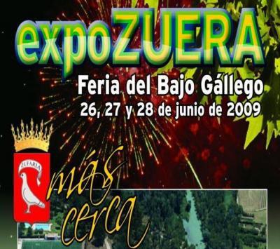 EXPOZUERA (26-28 de junio)
