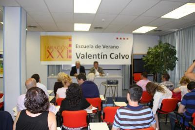 ESCUELA DE VERANO VALENTÍN CALVO (II)