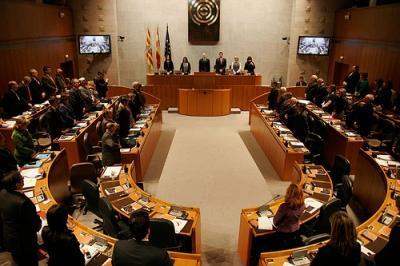 DEBATE SOBRE EL ESTADO DE LA COMUNIDAD AUTÓNOMA 2009: COMUNICACIÓN DEL PRESIDENTE