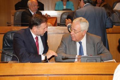 DEBATE SOBRE EL ESTADO DE LA COMUNIDAD AUTÓNOMA 2009: DISCURSO DEL PRESIDENTE