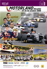 WORLD SERIES DE RENAULT EN MOTORLAND