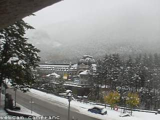 NEVADAS POR WEBCAM