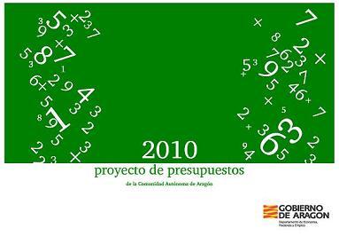 PROYECTO DE PRESUPUESTOS PARA 2010