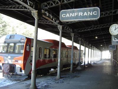 REAPERTURA DEL CANFRANC. TRAVESÍA CENTRAL DEL PIRINEO
