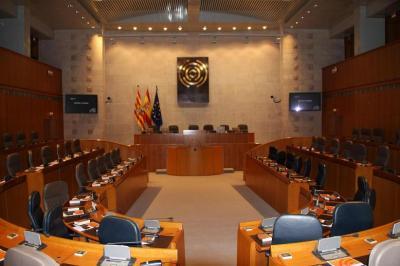 APROBADOS LOS PRESUPUESTOS DE ARAGÓN PARA 2010