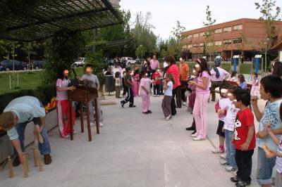JORNADAS ARAGONESISTAS EN EL ACTUR: JUEGOS TRADICIONALES