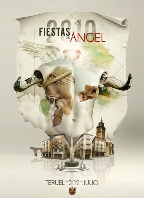 FIESTAS DEL ANGEL 2010: VIVA TERUEL!!