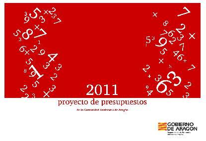 LOS PRESUPUESTOS PARA 2011 COMIENZAN SU PROCESO PARLAMENTARIO