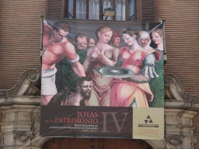 EXPOSICIÓN 'JOYAS DE UN PATRIMONIO'