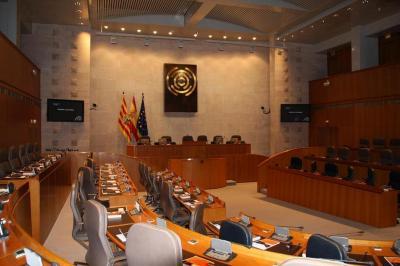 DEBATE DE INVESTIDURA: INTERVENCIÓN DE LOS GRUPOS