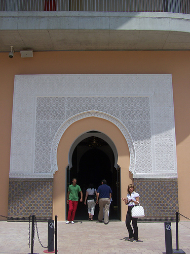 Pabellón Marruecos 3 por ti.